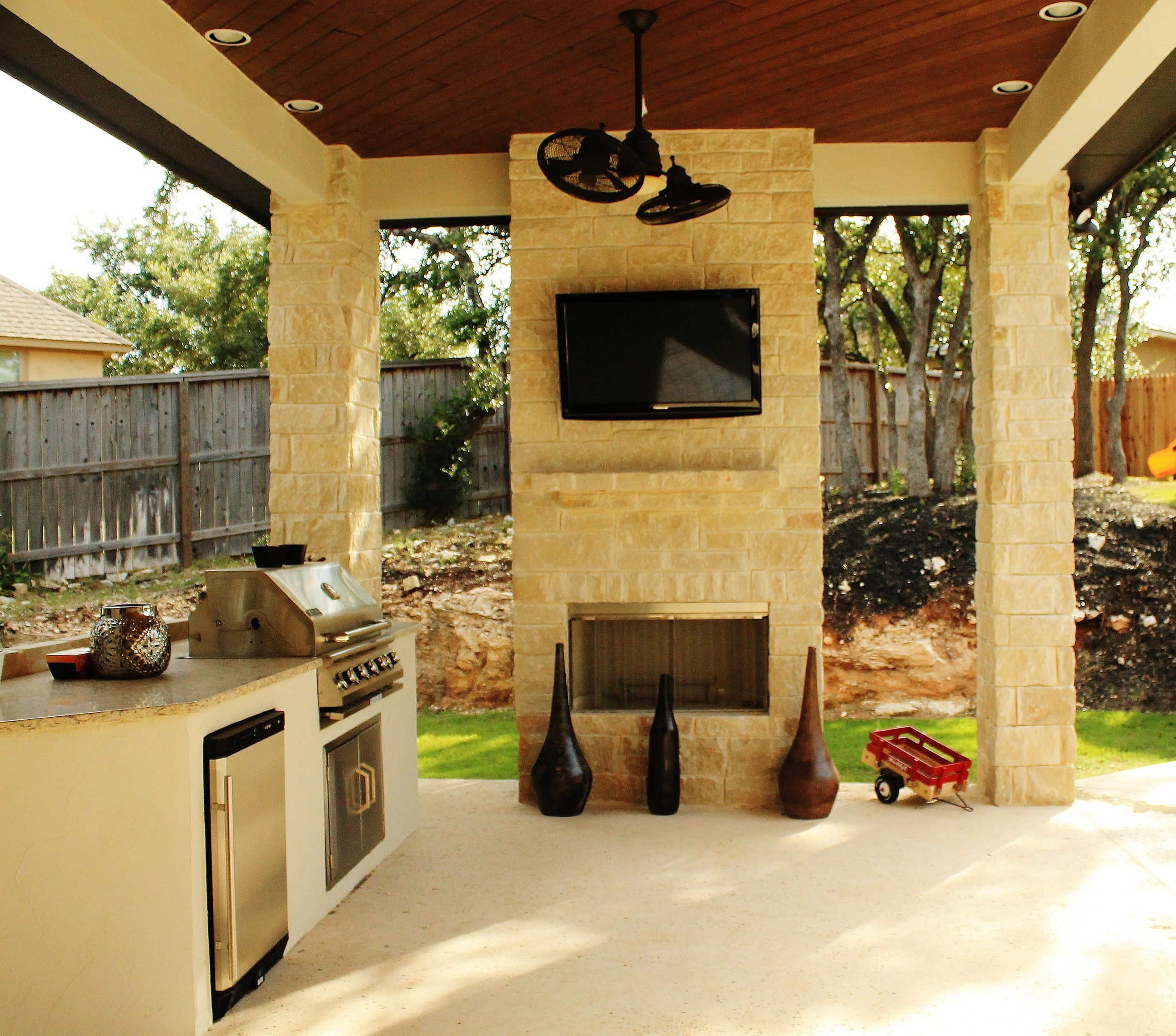 Outdoor Kitchen Amp Landscape Gallery Trinity Outdoor Living
