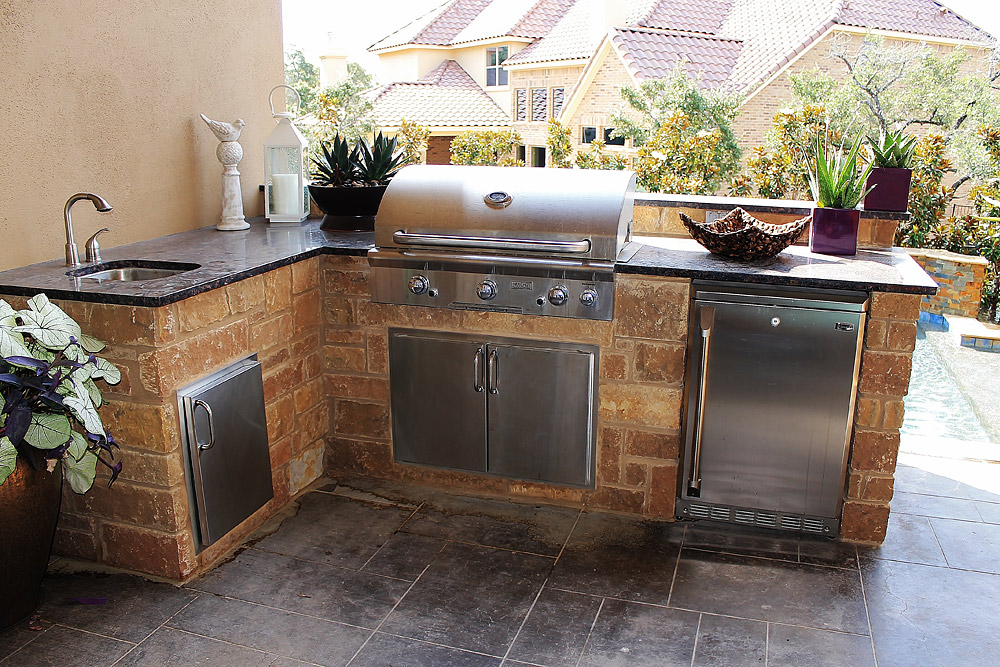 Outdoor Kitchen Landscape Gallery Trinity Outdoor Living