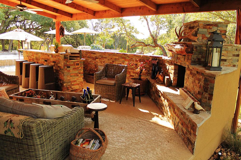 Outdoor Kitchen San Antonio