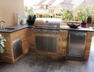 Outdoor Kitchen Texas
