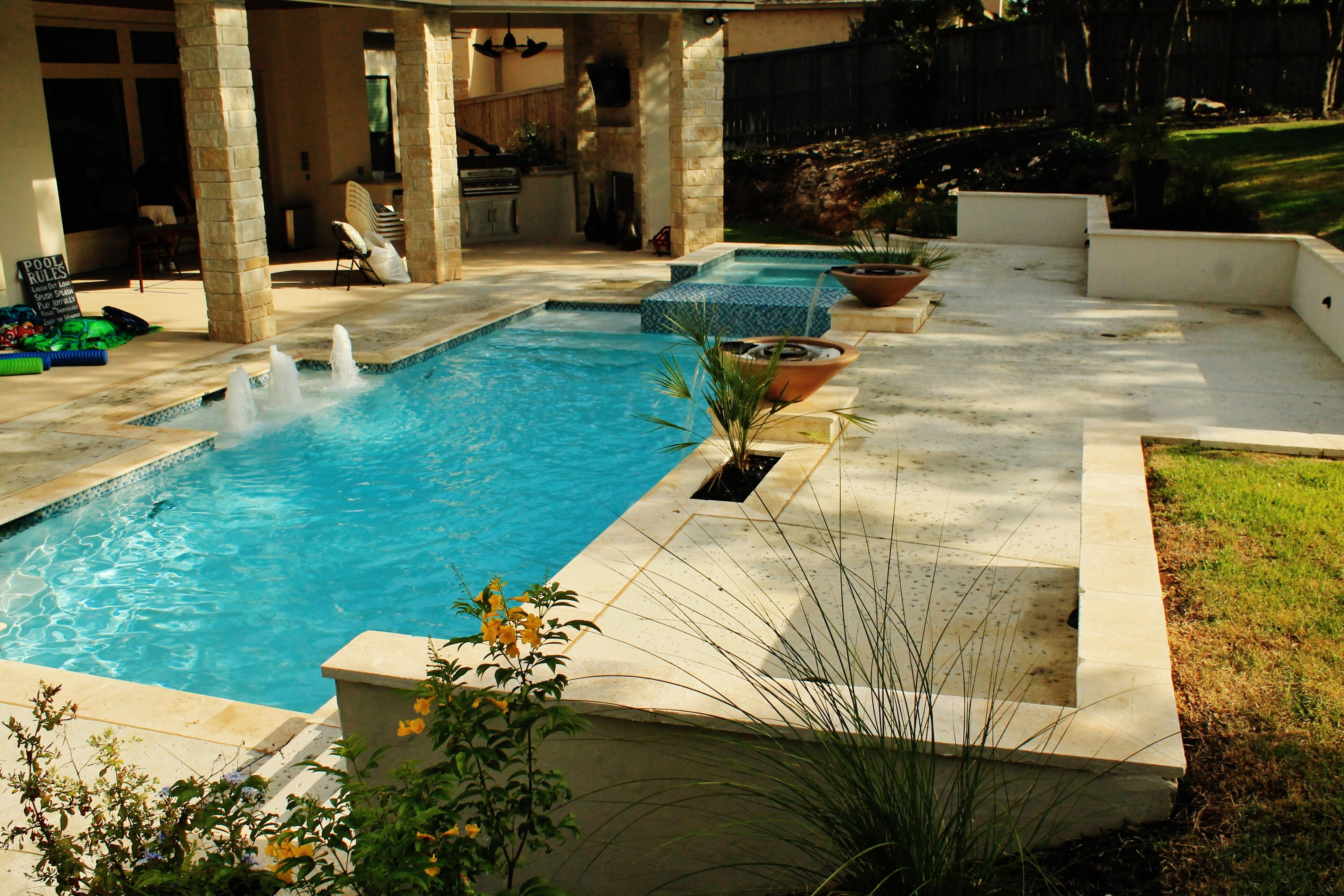 New Swimming Pool And Spa Combination Gallery Trinity